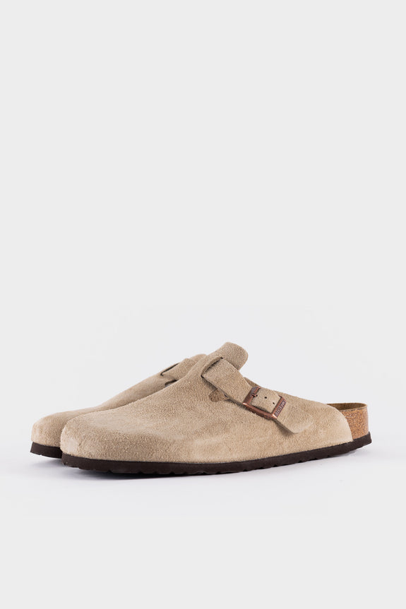 Birkenstock Boston Taupe