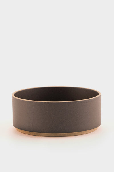 Hasami Bowl Black -