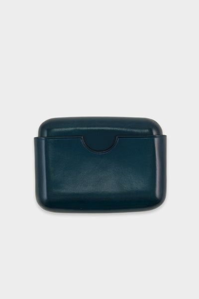 Business Card Holder Navy -  - 1