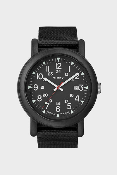 Timex Camper All Black -  - 1