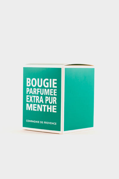 Compagnie De Provence Extra Pur Mint Tea Candle -  - 1