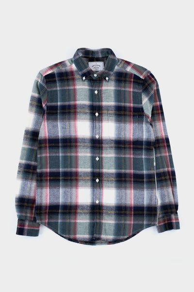 Portuguese Flannel Club Shirt Check