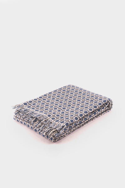 Lapuan Kankurit Corona Blanket in Blue -
