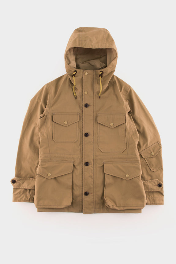 Gore Tex Cruiser Jacket Tan -