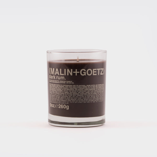 Malin + Goetz Dark Rum Candle -  - 1