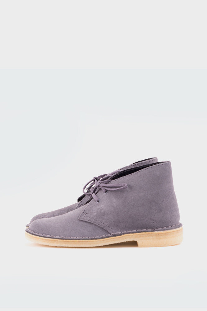 Desert Boot Blue Grey -  - 1