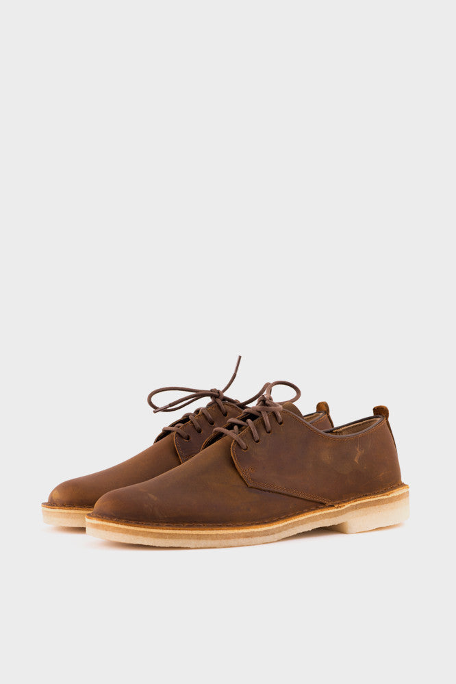 Desert London Beeswax Leather -  - 2