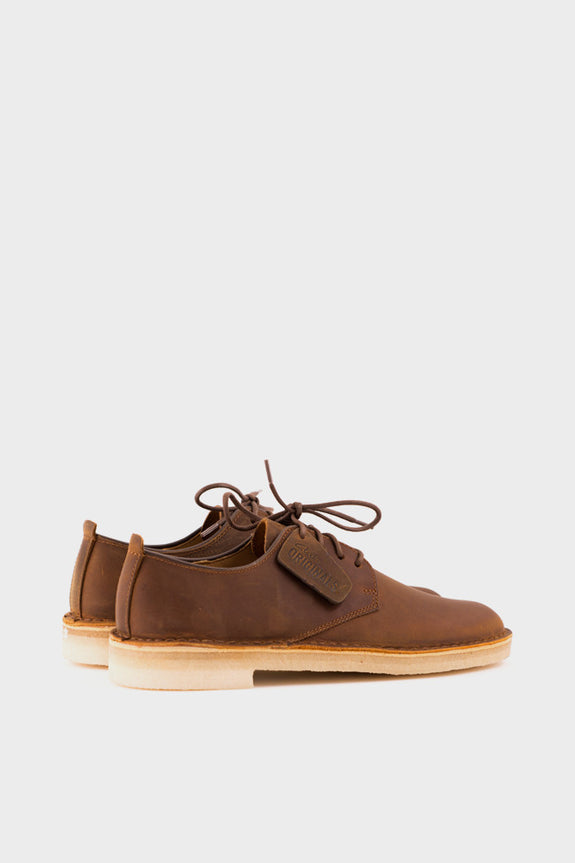 Desert London Beeswax Leather -  - 3