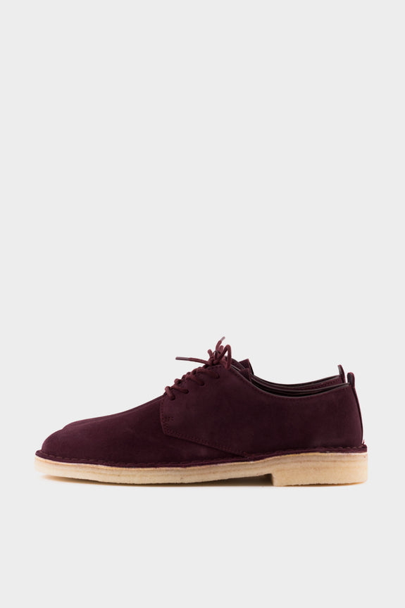 Clarks Originals Desert London - Bordeaux