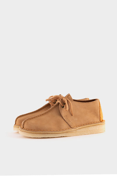 Clarks Originals Womens Desert Trek Tan