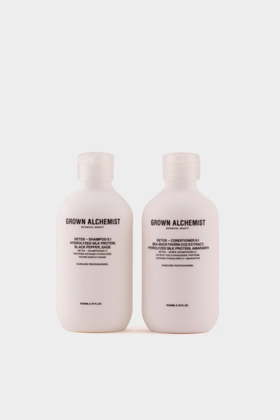 Grown Alchemist Detox Haircare Twinset 200ml -