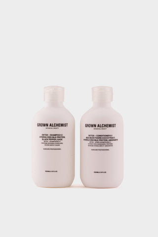 Grown Alchemist Detox Haircare Twinset 200ml