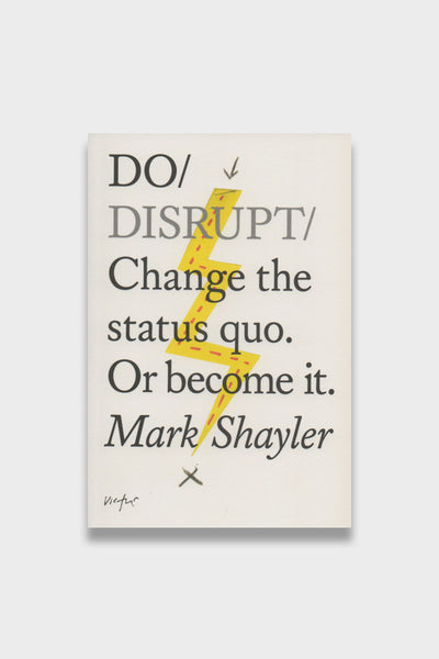 Do Book Co Disrupt -