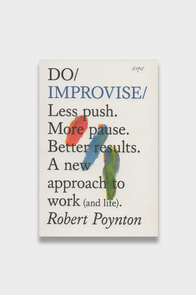 Do Book Co Improvise -