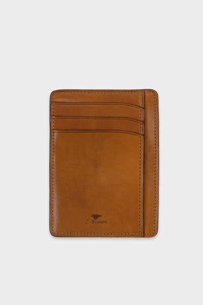 Document and Card Holder Tan -