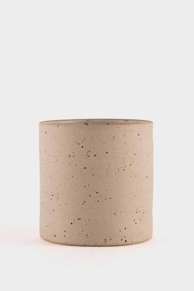 Dor & Tan Small Planter - Speckled