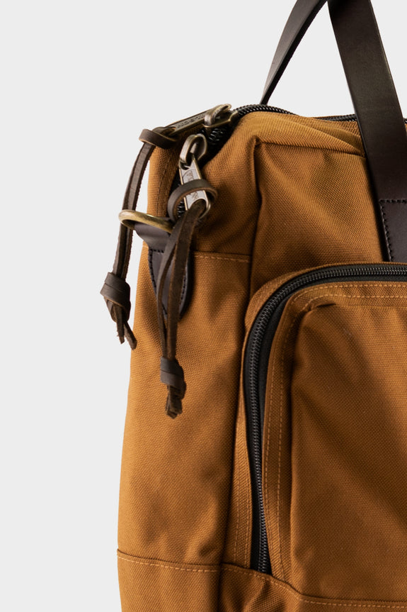 Filson Dryden Briefcase Nylon Whiskey