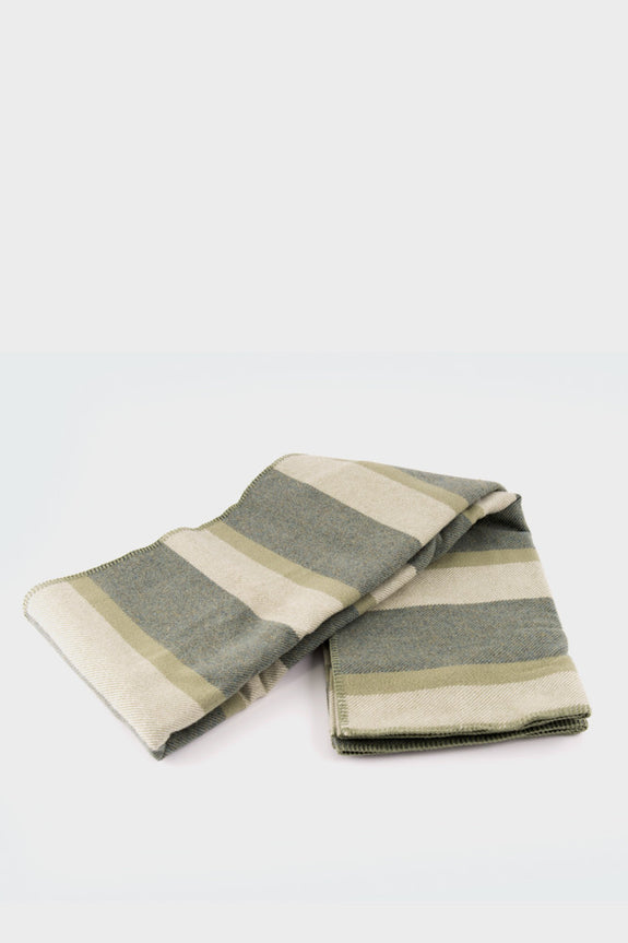 Pendleton Washable Eco-Wise Wool Blanket Sage -  - 3