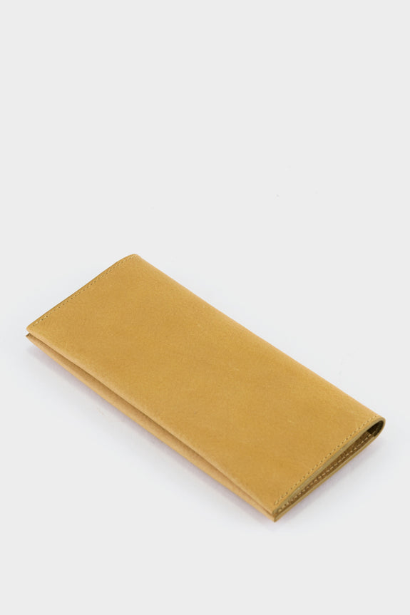 Ally Capellino Evie Leather Wallet - Yellow
