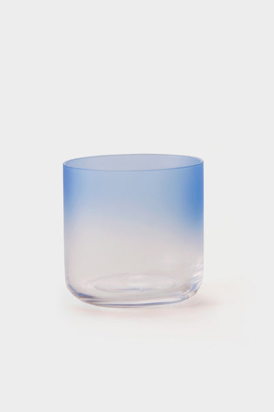 HAY Small Blue Gradient Glass -