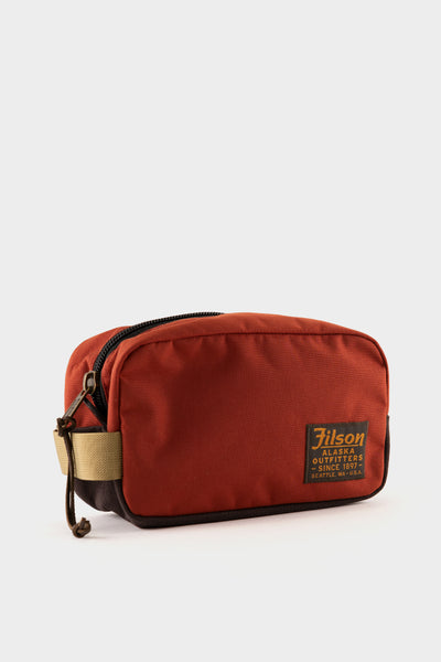 Filson Travel Pack Rusted
