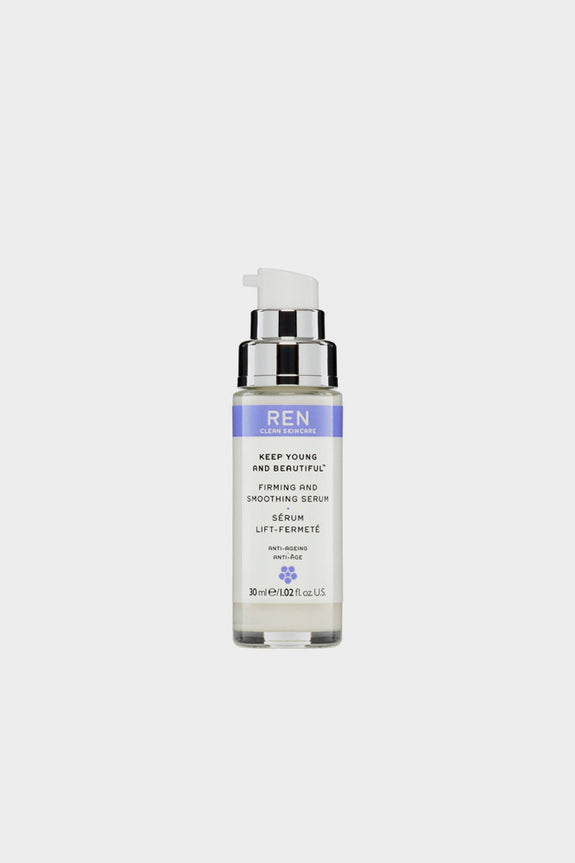 REN Keep Young and Beautiful Firming and Smoothing Serum 30ml -