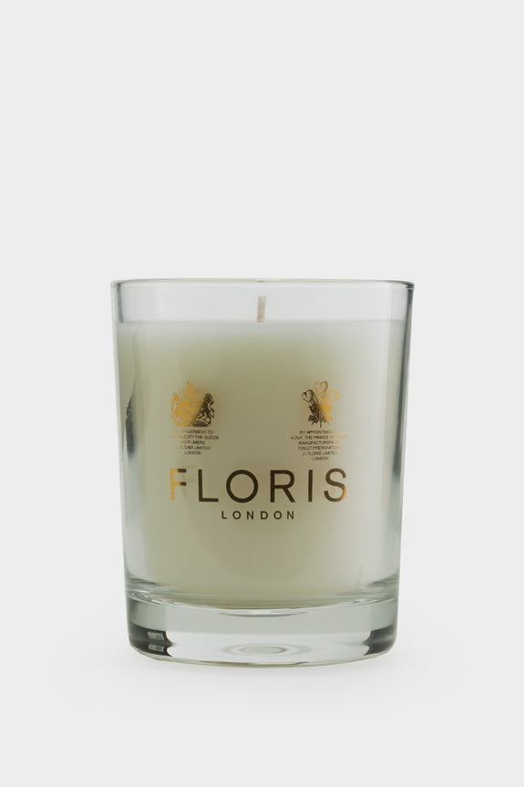 Floris Sandalwood and Patchouli Candle 175g