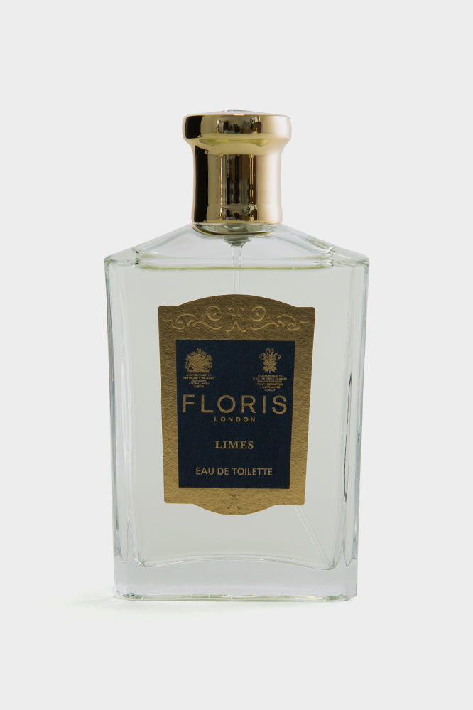 Floris London Limes Eus De Toilette 100ml