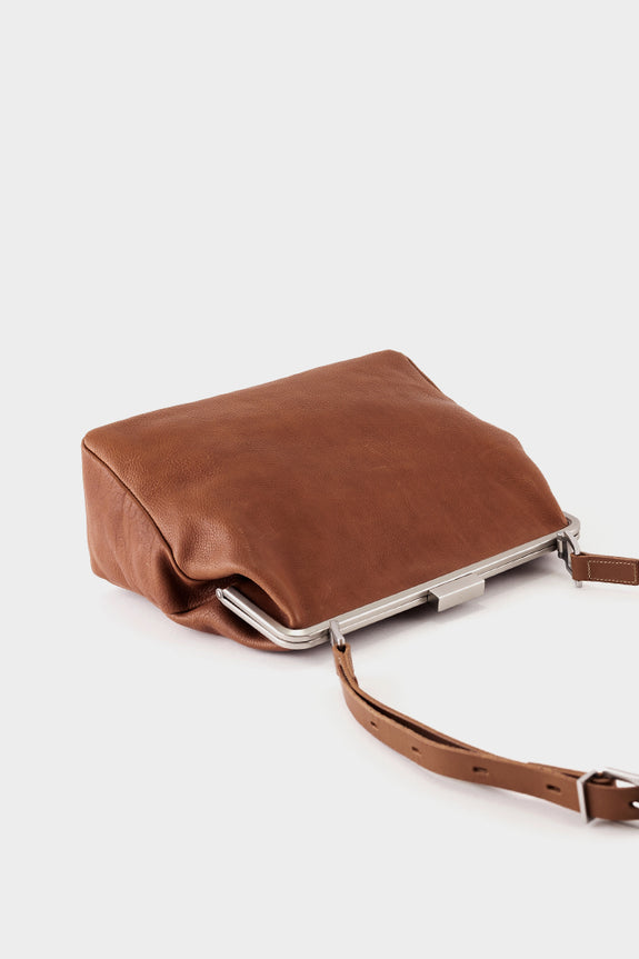 Ally Capellino Calvert Frames Cross Body Frame Bag Large - Fox
