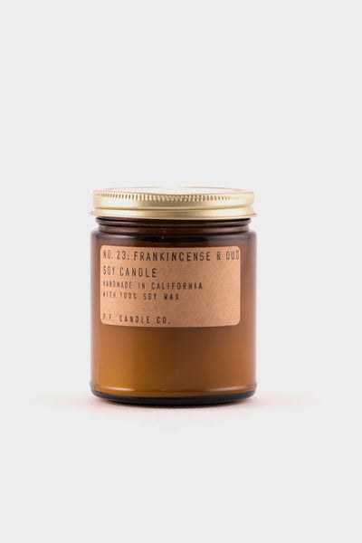 P.F. Candle Company Frankincense and Oud -