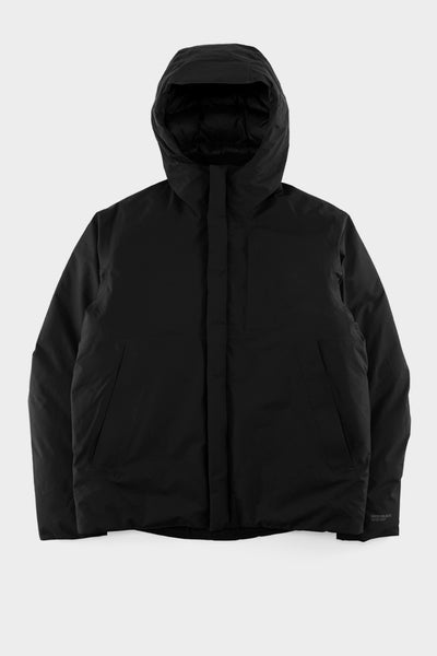 Norse Projects Fyn Down GORE-TEX Jacket - Black