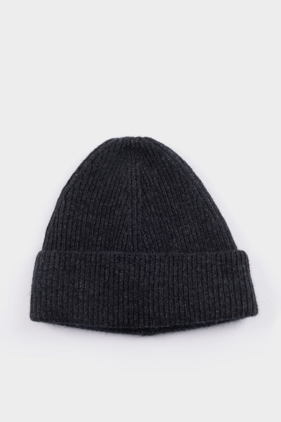 Seven.Stones Geelongorra Fold Up Beanie Charcoal