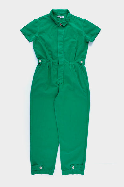 Sideline Patti Boilersuit Green