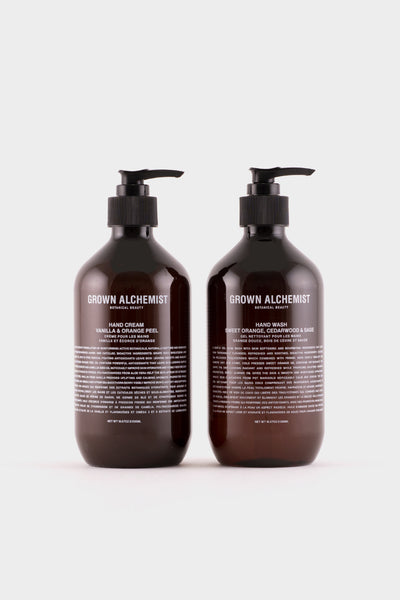 Grown Alchemist Hand Twinset 500ml -