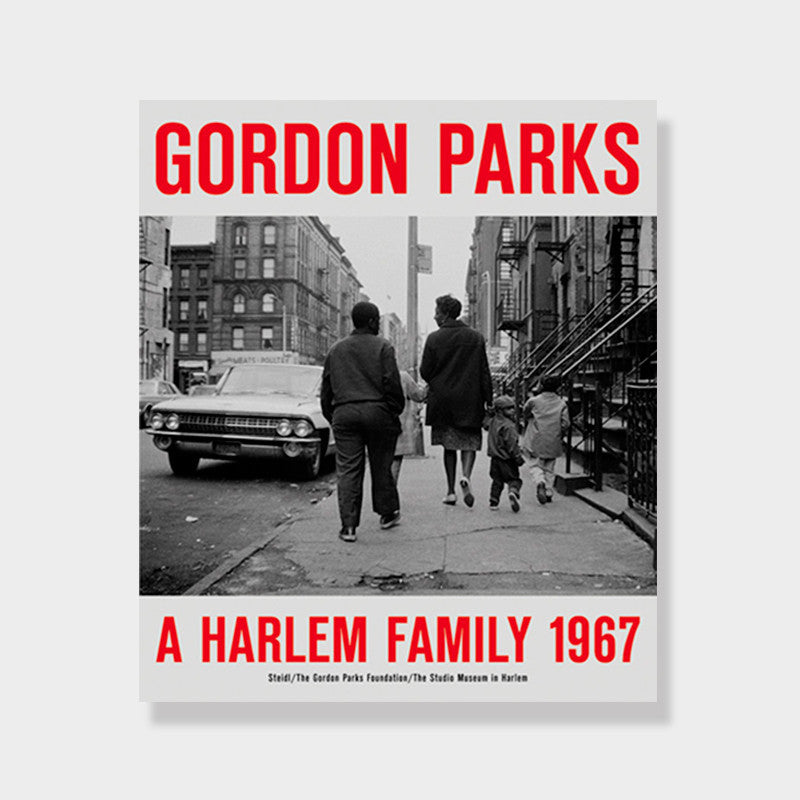 Gordon Parks A Harlem Family 1967 -