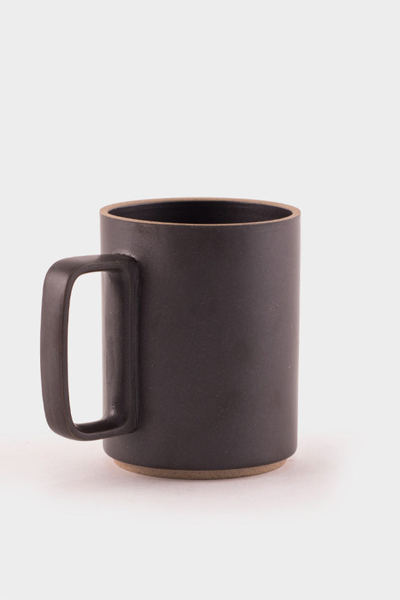 Hasami Large Cup Black -