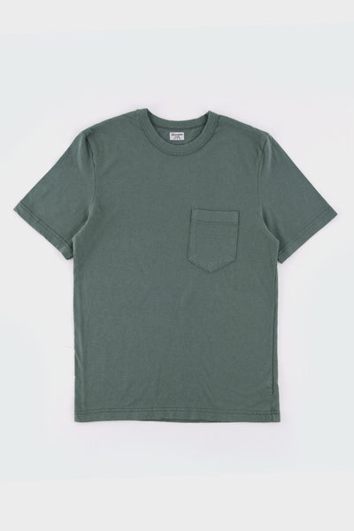 Tennesse Pocket T Shirt Green -  - 1