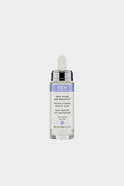 REN Keep Young and Beautiful Instant Firming Beauty Shot 30ml -