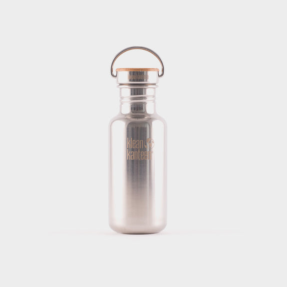 Klean Kanteen 18oz Reflect Stainless Steel Flask -