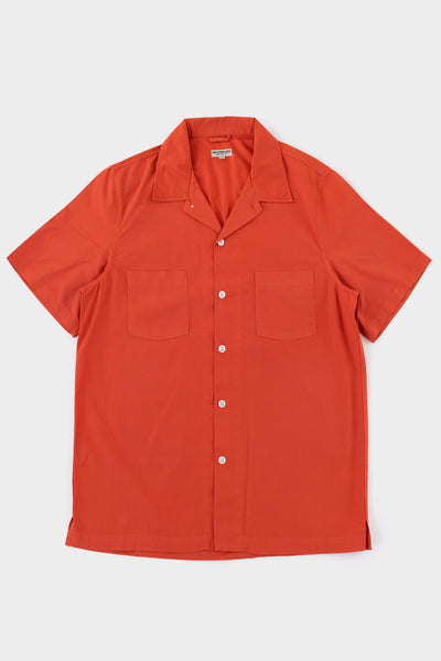 Knickerbocker Comma Camp Shirt Chilli