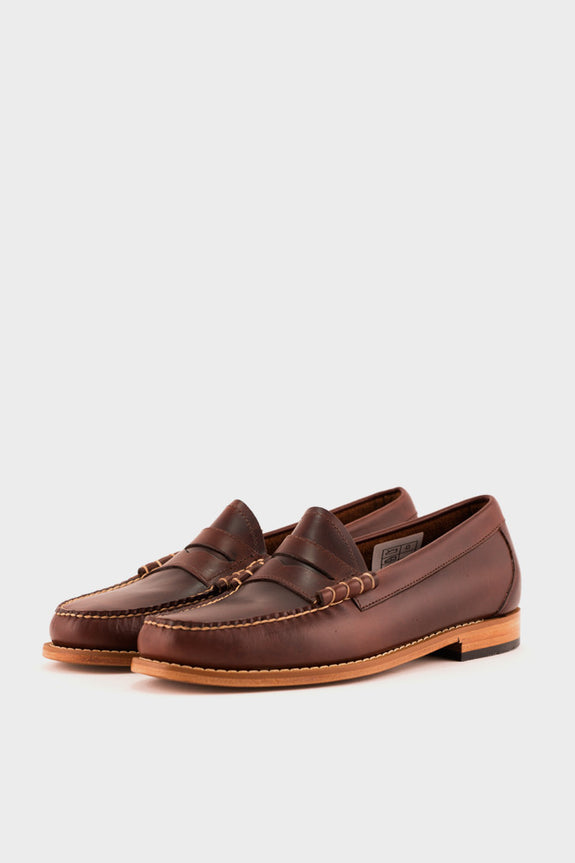 Weejuns Larson Loafer Dark Brown Leather -  - 3