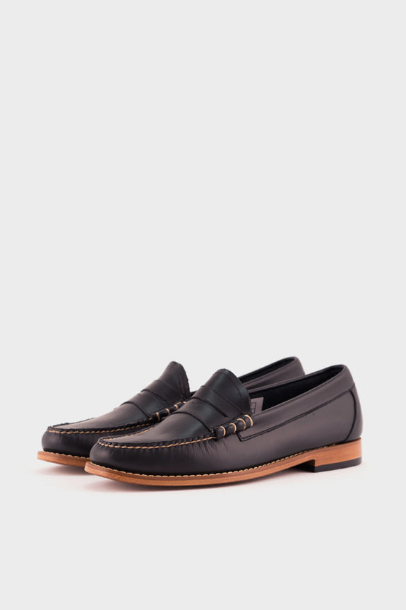 Weejuns Larson Loafer Navy Leather -  - 2