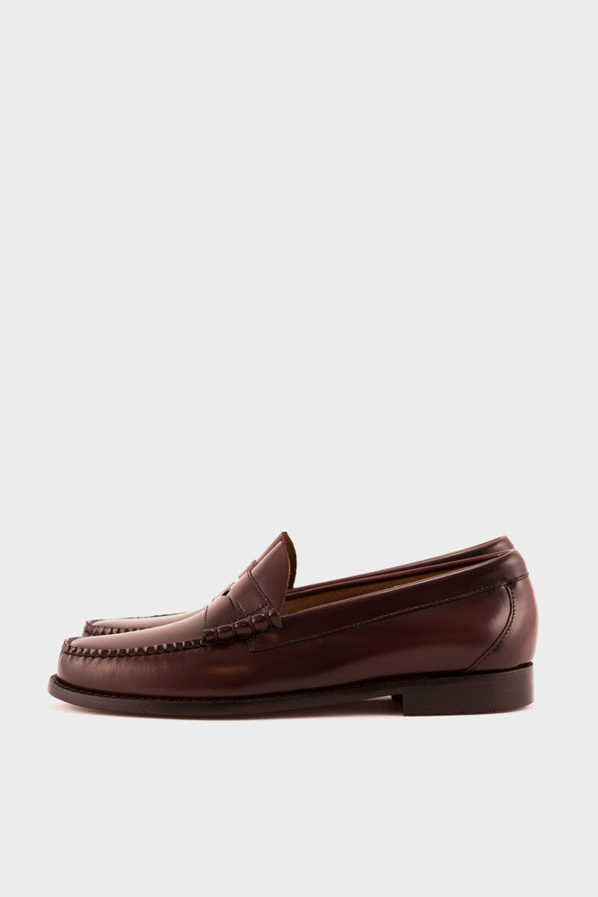 Weejuns Larson Loafer Wine Leather -  - 1