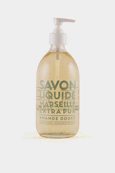 Copy of Compagnie De Provence: Sweet Almond Liquid Soap 495ml