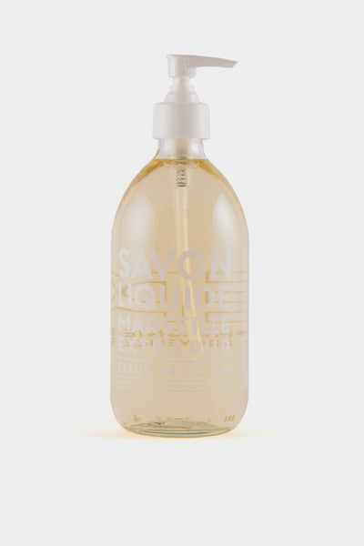 Compagnie De Provence: Cotton Flower Liquid Soap 500ml