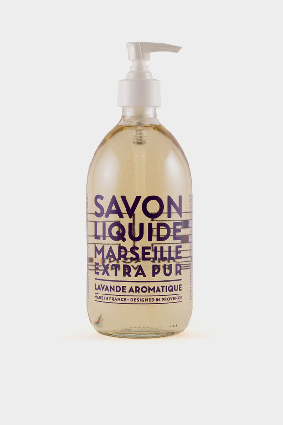 Compagnie De Provence: Aromatic Lavender Liquid Soap 500ml