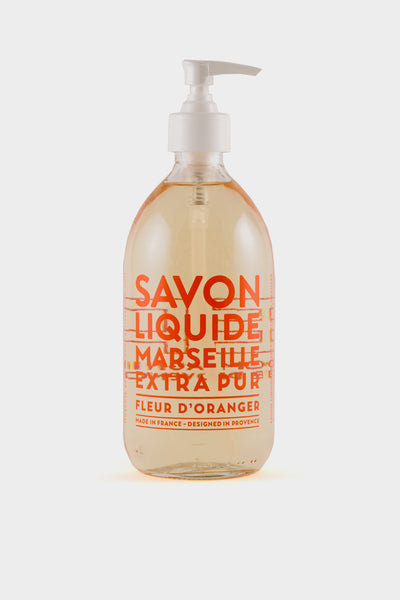 Compagnie De Provence: Orange Blossom Liquid Soap 500ml