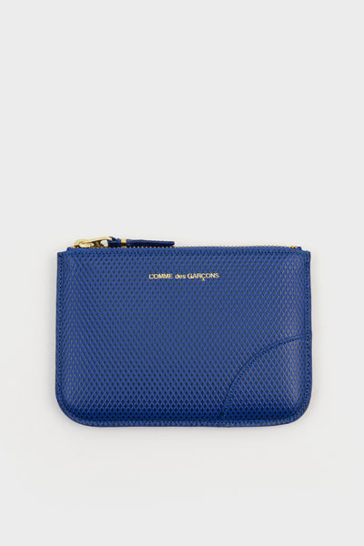 Zip Purse Luxury Blue -  - 1