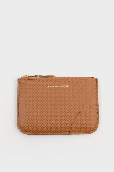 Zip Purse Luxury Tan -  - 1
