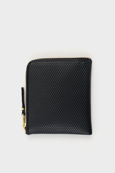 Zip Wallet Luxury Black -  - 1